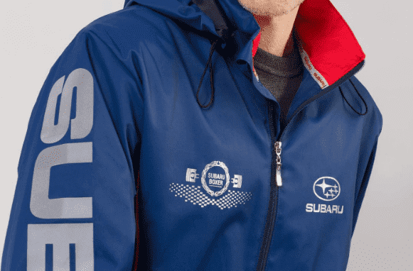 Новая коллекция оригинальной одежды SUBARU