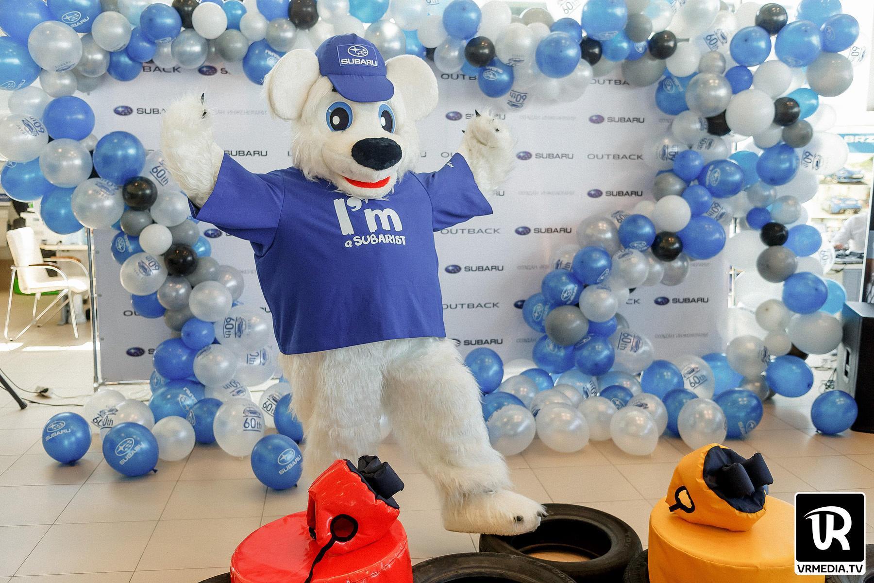 2 июня в Субару Центр Кемерово прошла презентация Subaru Legacy и Outback.
