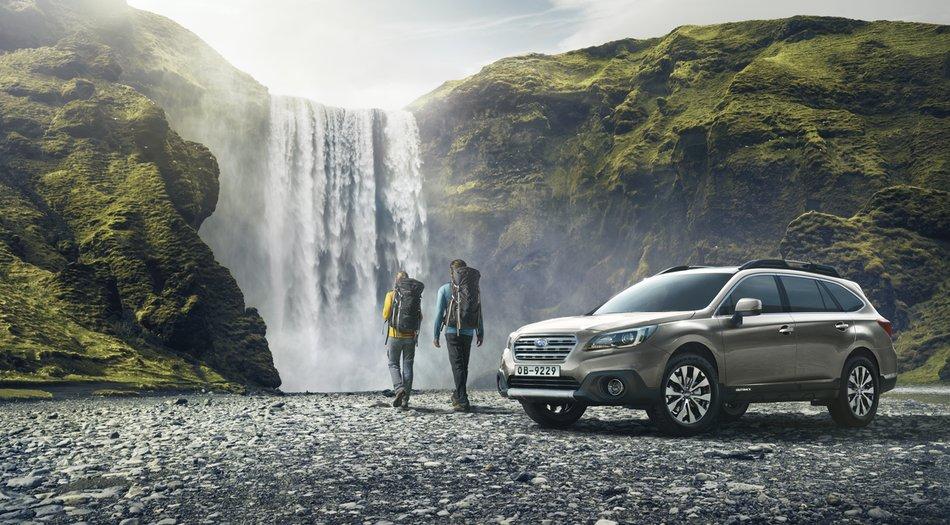 Subaru Outback 2016 модельного года – старт продаж
